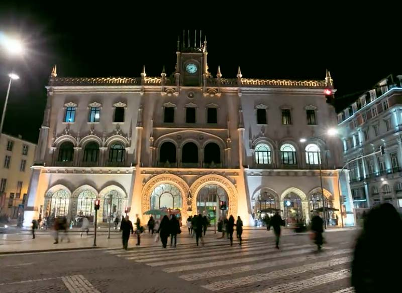 Lisboa Hyperlapse