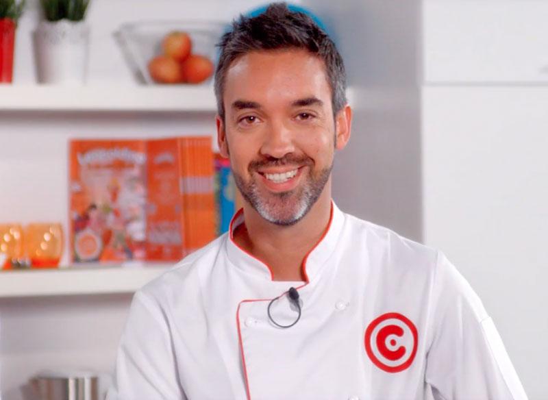 Continente Receita de Natal Chef Henrique Sá Pessoa