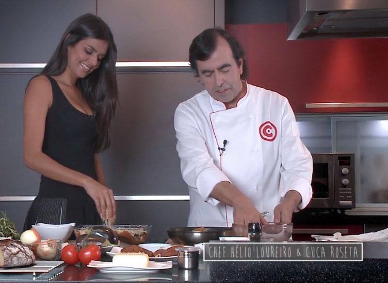 Mercado de Sabores Cuca Roseta e Chef Hélio Loureiro